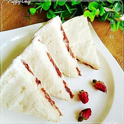 【红豆米糕】——米香味十足,松软香糯