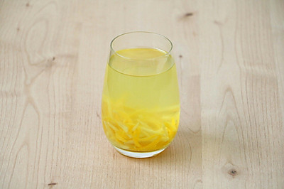 橘皮姜丝茶(>_<)感冒必备良茶