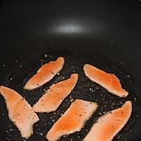 """三文鱼藜麦沙拉#在""""家""""打造ins风美食#的做法图解5"""