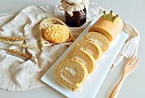 养生下午茶 银耳红糖姜母蛋糕卷#相约MOF#的做法