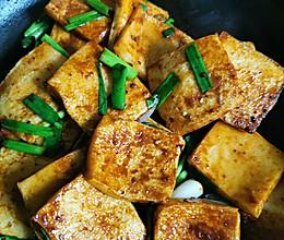 干锅豆腐的做法