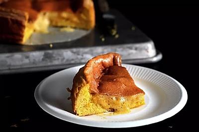 蜂蜜岩浆蛋糕
