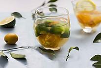 金桔柠檬茶,清爽又去燥的做法