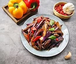 #母亲节,给妈妈做道菜#素炒茄子的做法