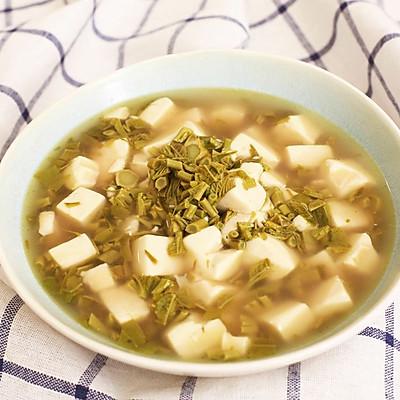 迷迭香:香椿豆腐羹