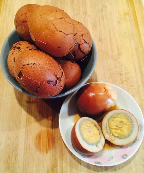 简易茶叶蛋的做法