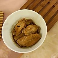 奥尔良煮鸡翅。图为甜面酱鸡翅。做法相同超简单的做法图解5