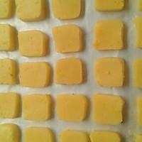 酸甜的柠檬饼干…清爽香甜酥脆…的做法图解3