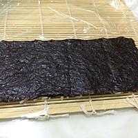 樱花卷寿司的做法图解10