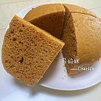 超松软黑糖马拉糕的做法图解9