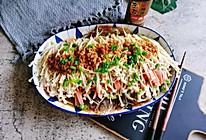 #不容错过的鲜美滋味#蒜蓉粉丝蒸金针菇的做法