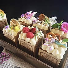 北海道戚风蛋糕,踏青野餐必备