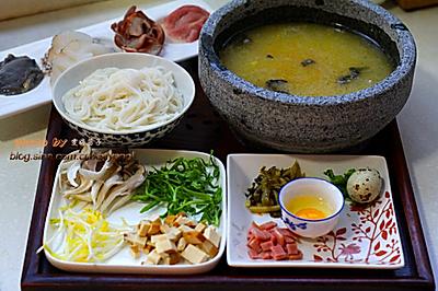 经典云南美食【过桥米线】最完整版的家庭米线制作法门