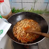 水煮肉末千张的做法图解13