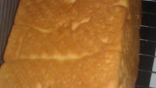 简单面包的做法