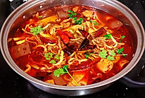 #全电厨王料理挑战赛热力开战!#毛血旺这样做,会吃上瘾的做法