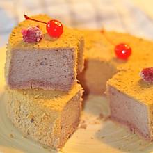紫薯戚风蛋糕
