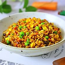 #甜粽VS咸粽,你是哪一黨?# 香菇時蔬糯米飯