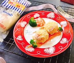 鲜虾土豆沙拉,营养均衡的快手美味的做法