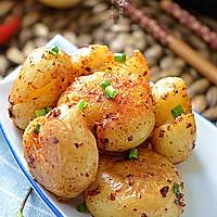橄榄油香煎小土豆的做法图解11