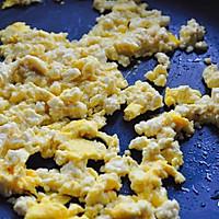 豆腐鸡蛋青菜松的做法图解7