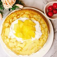 #餐桌上的春日限定#菠萝千层蛋糕