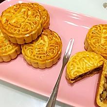 广式八宝馅月饼