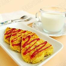 鸡蛋土豆饼