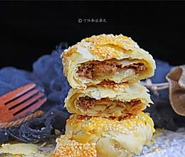 麻酱白糖酥饼的做法