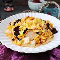 #520,美食撩动TA的心!#豉香肉酱娃娃菜的做法图解9