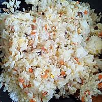 时蔬海米炒饭的做法图解11