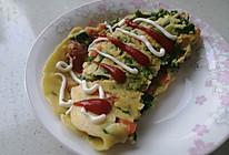 """日剧里的美食:家常版""""大阪烧""""的做法"""