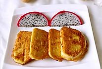 香炸馒头片(快手早餐)的做法