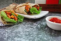 墨西哥鸡肉卷#金龙鱼外婆乡小榨菜籽油 外婆的时光机#的做法