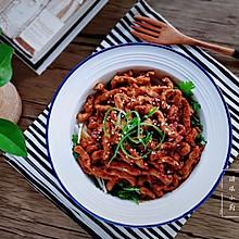 #橄享国民味 热烹更美味#京酱肉丝