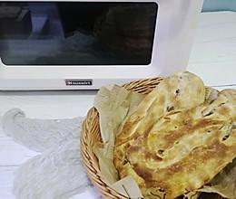 #海氏烤箱狂欢记#梅干菜鲜肉锅盔的做法