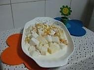 金桔酸奶水果沙拉