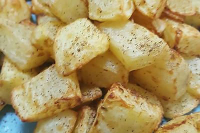 空气炸锅薯块