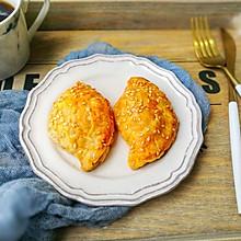 简单易做酸甜酥香的苹果派