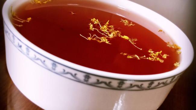 酸梅汤—消暑利器的做法
