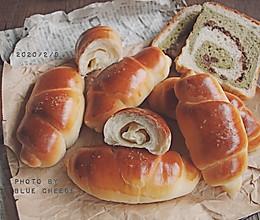 黄油咸面包#憋在家里吃什么#的做法
