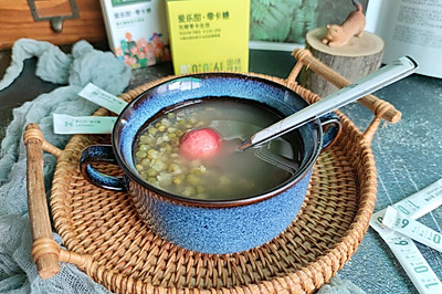 0卡糖.绿豆汤