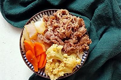 羊肉饭(吉野家风味)