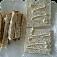 低脂美味营养早餐 金枪鱼三明治的做法图解3