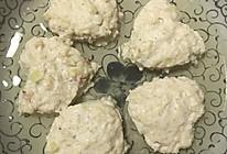 高蛋白健身菜谱:鲜虾鸡肉饼的做法