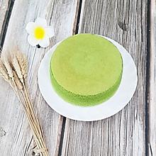 #夏日撩人滋味#抹茶轻芝士蛋糕