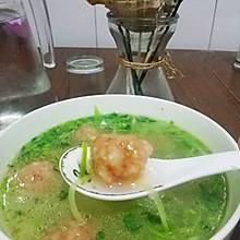 【冬日经典】虾丸萝卜汤