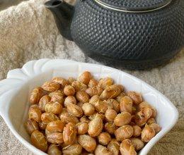 空气炸锅版—炸黄豆酥的做法