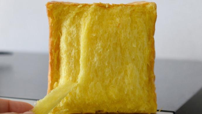 #硬核菜谱制作人# 南瓜手撕面包