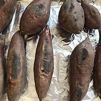 烤箱烤红薯的做法图解2